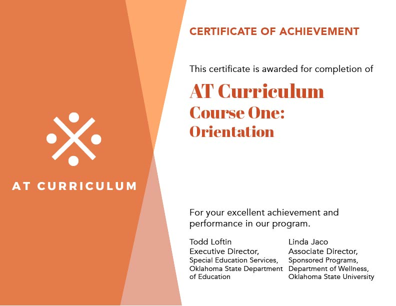 Course #1 – Your Certificate