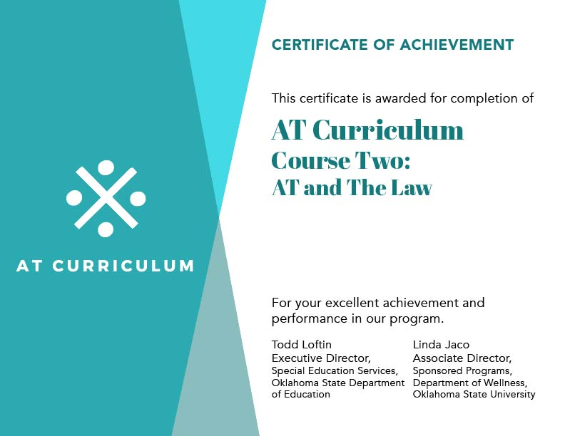 Course #2 – Your Certificate