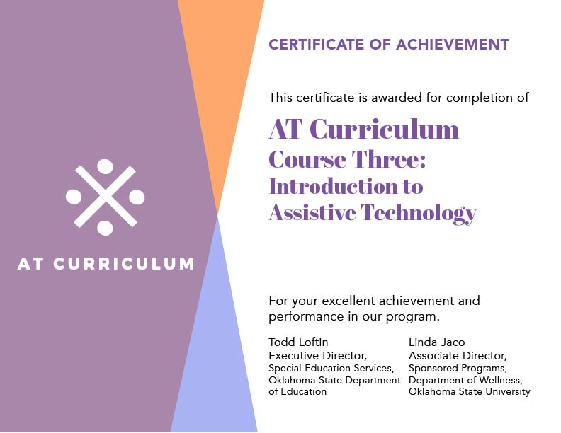 Course #3 – Your Certificate
