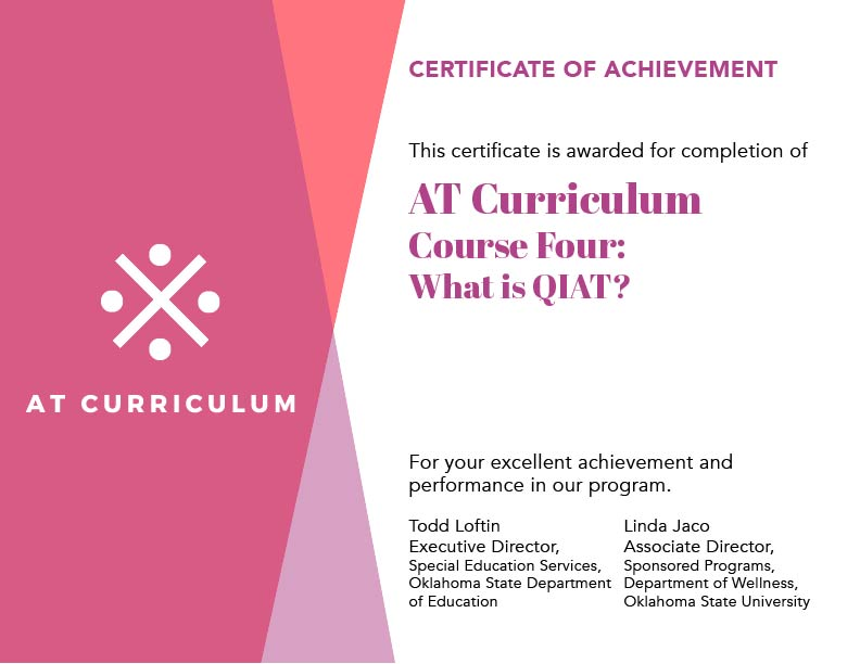 Course #4 – Your Certificate