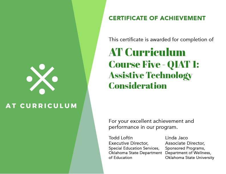 Course #5 – Your Certificate