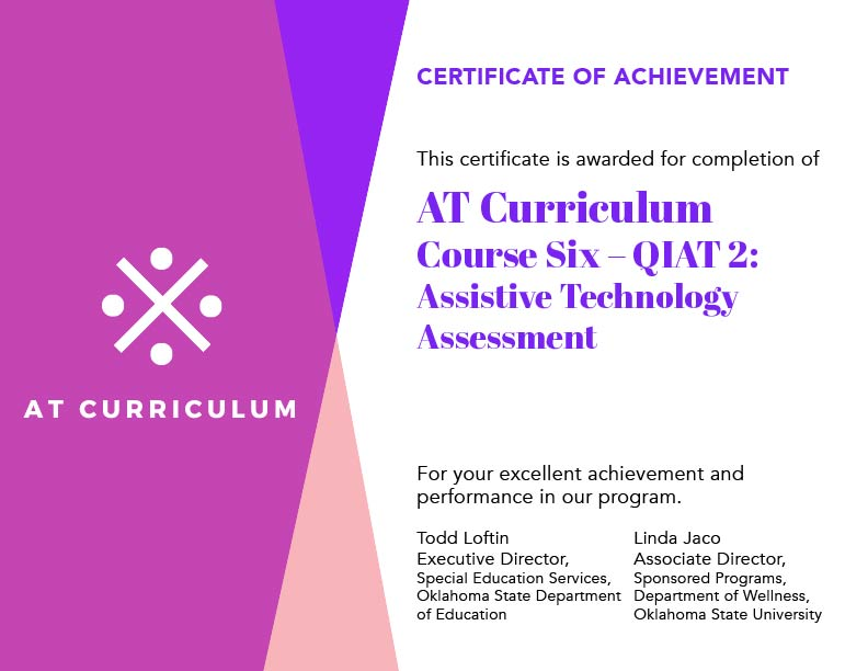 Course #6 – Your Certificate
