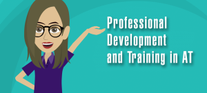 Professional Development and Training for AT